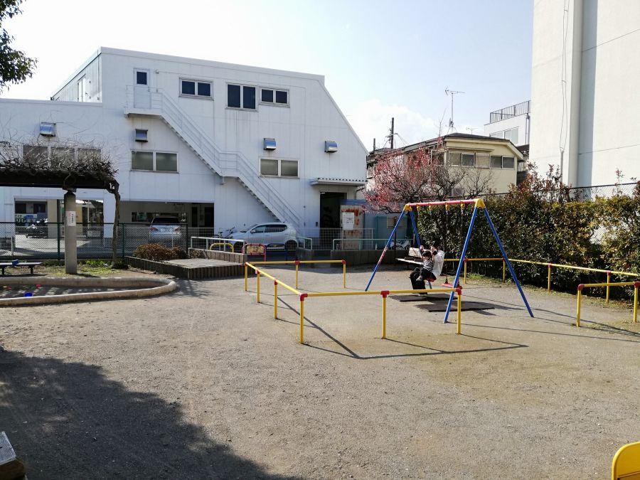 南六郷一丁目児童公園 全景