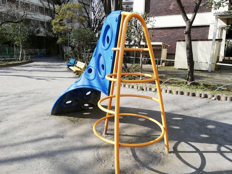 たいよう児童公園 遊具