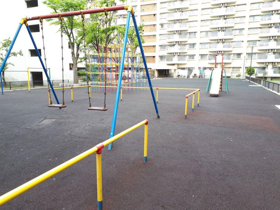 都営東糀谷六丁目アパート児童公園