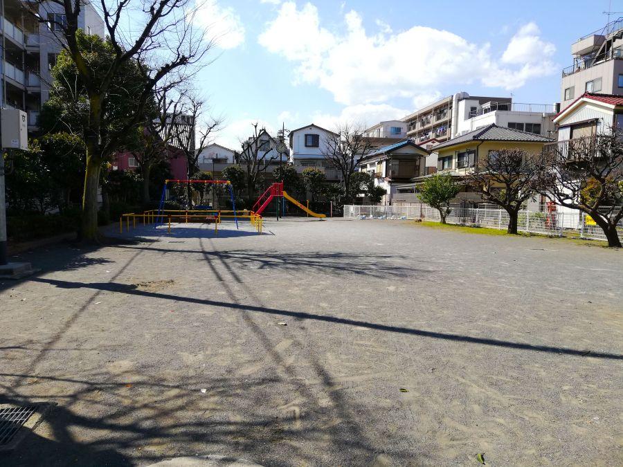 本羽田第二児童公園