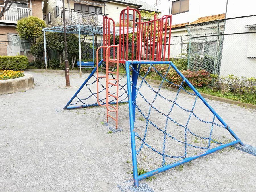 羽田三丁目第二児童公園 遊具