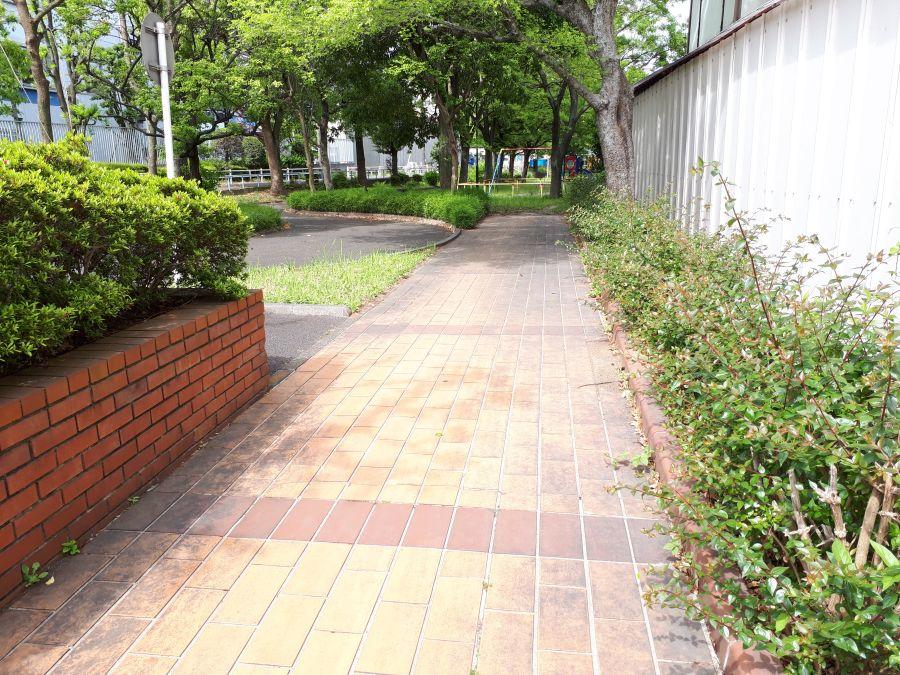 大田区 北前堀緑地