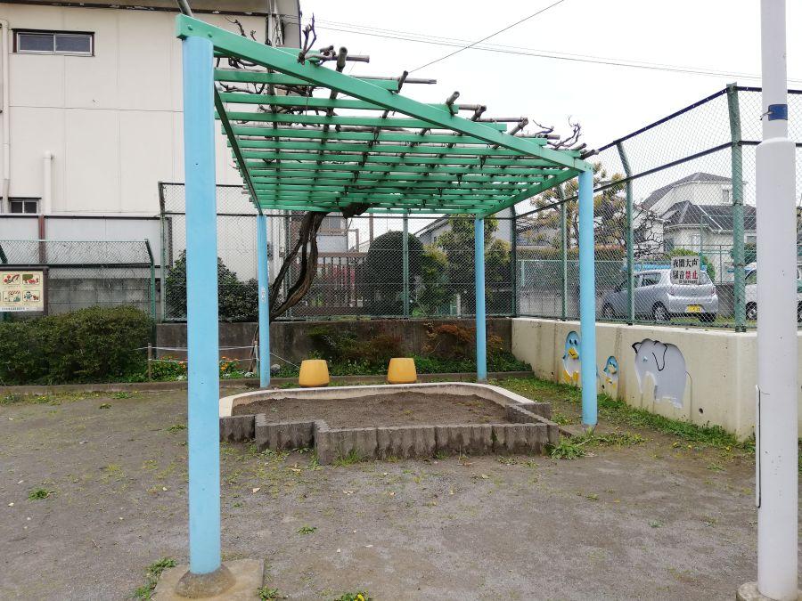 羽田三丁目第一児童公園 遊具