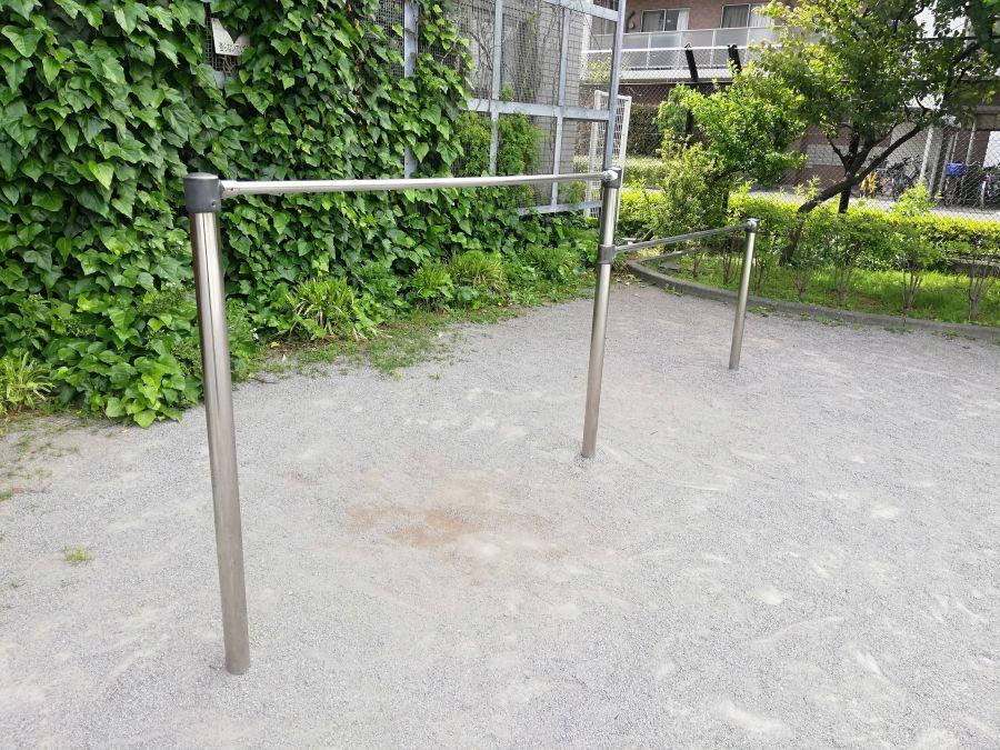 大田区 西三うぐいす児童公園 遊具