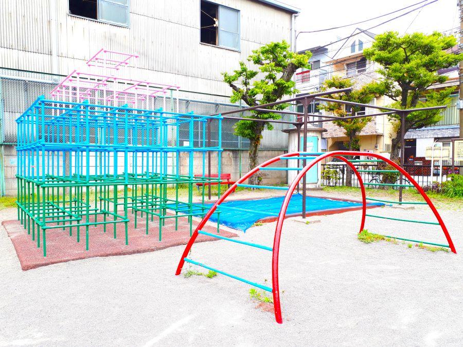 大田区 旭児童公園 遊具