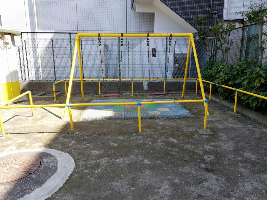 本羽田第一児童公園 遊具