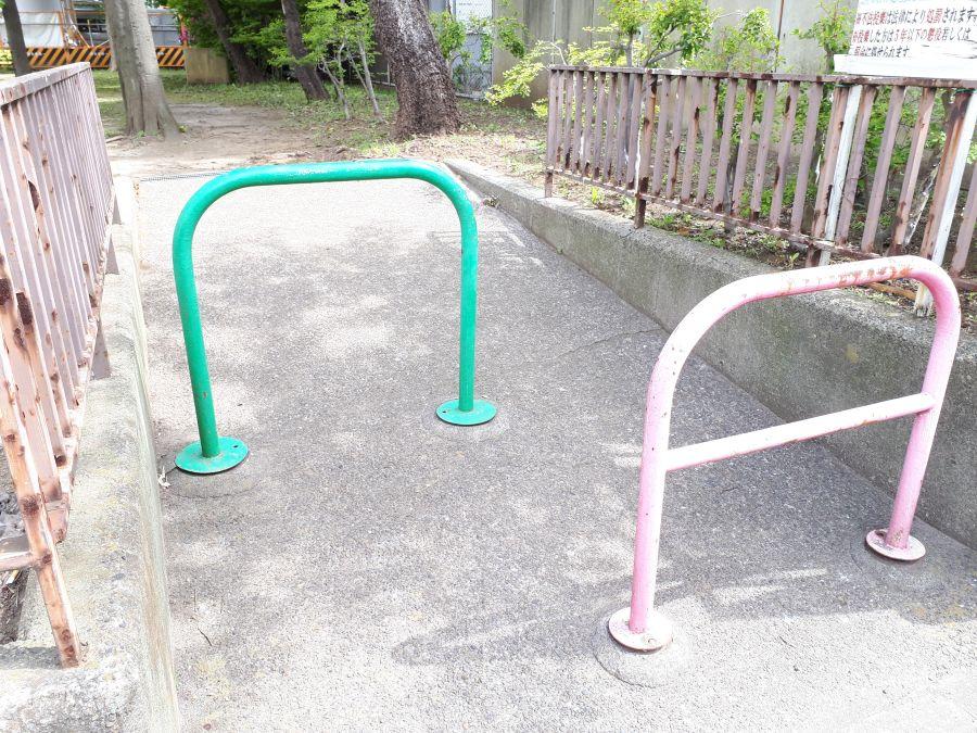 大田区 東糀谷第二公園 入口