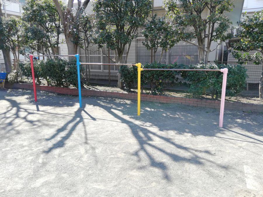 本羽田第二児童公園 遊具
