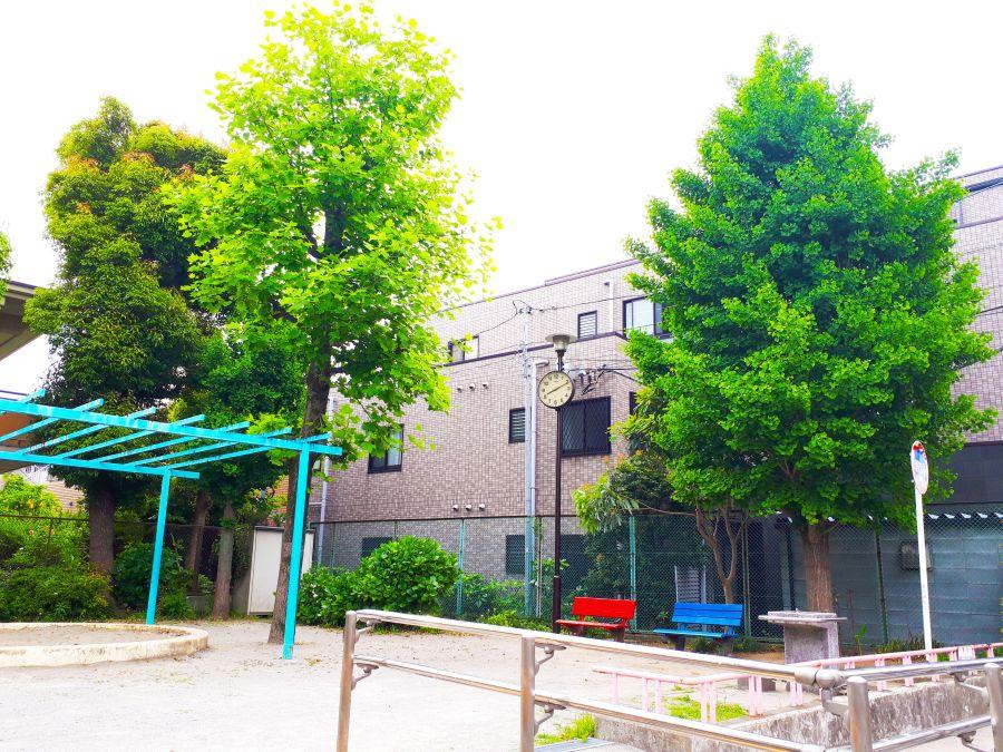 大田区 東糀谷一丁目児童公園
