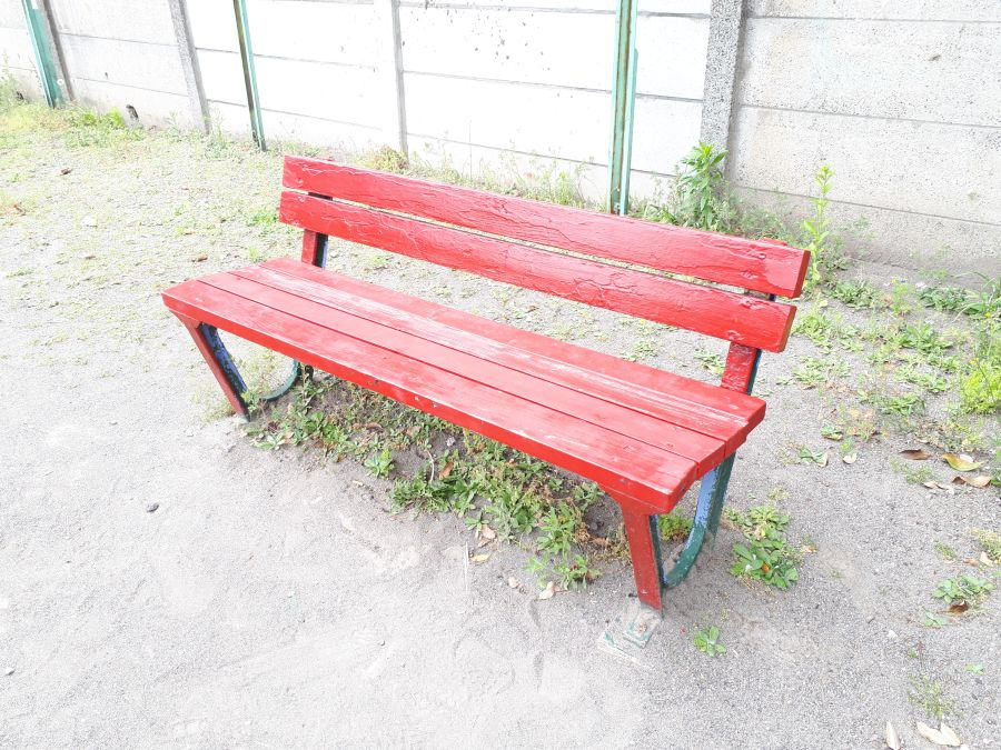 大田区 旭児童公園 ベンチ
