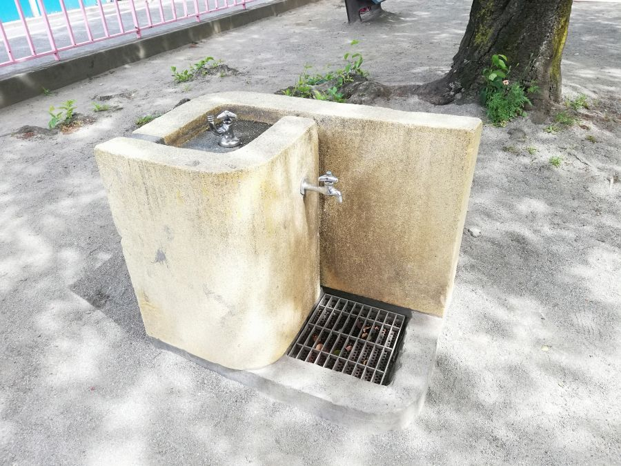 西糀谷三丁目児童公園 水道