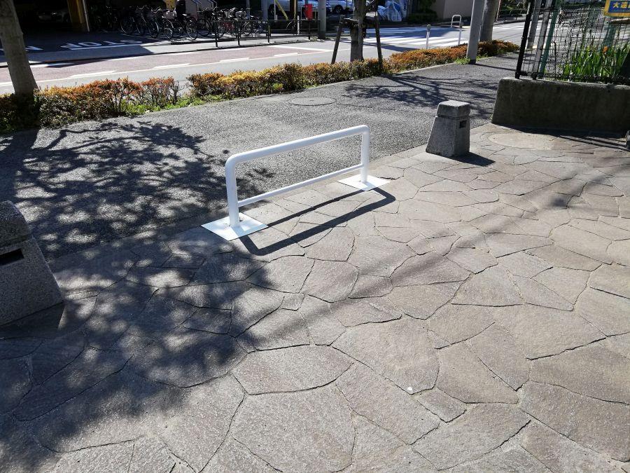 本羽田二丁目児童公園 入口