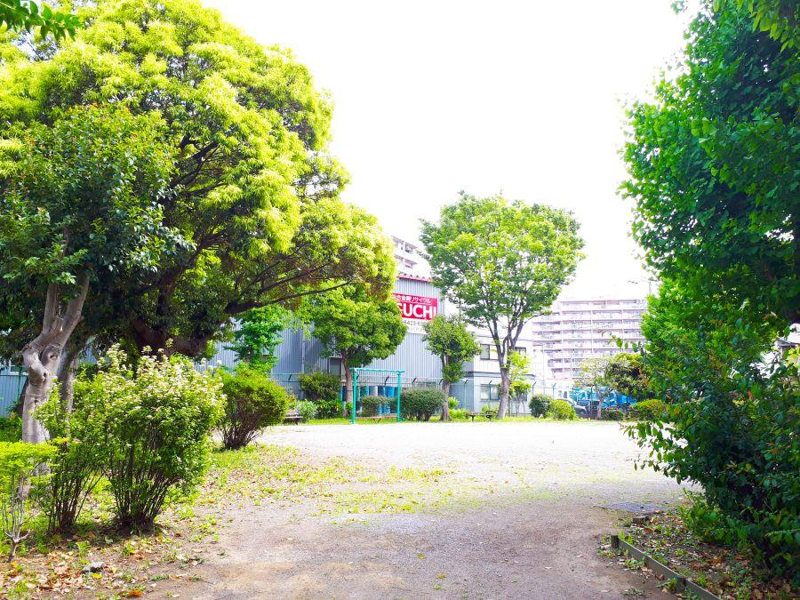 大田区 東糀谷五丁目公園