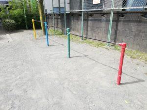 大田区 西仲児童遊園 遊具