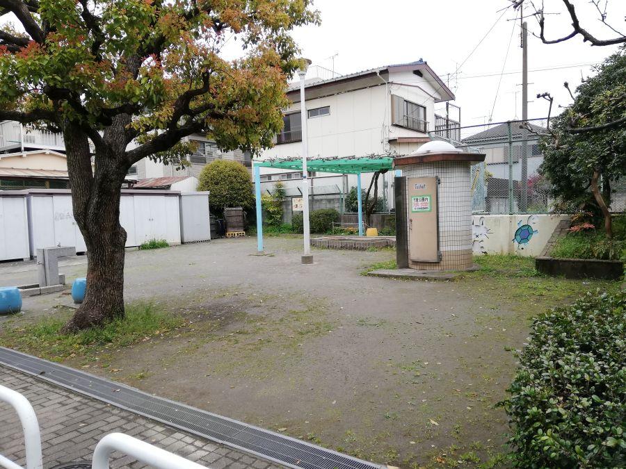 羽田三丁目第一児童公園