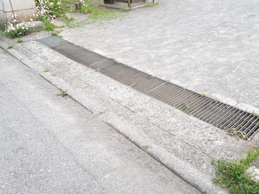 大田区 旭児童公園 入口