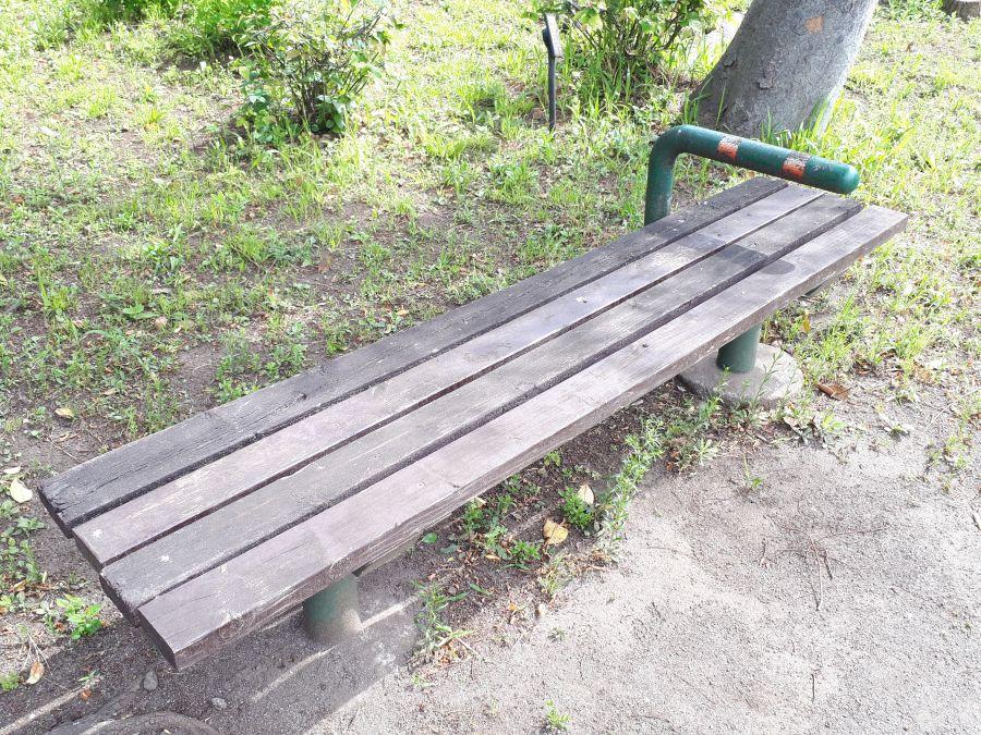 大田区 東糀谷五丁目公園 遊具