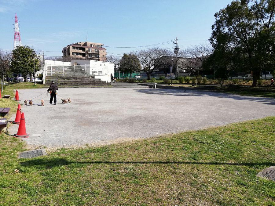 大田区 本羽田公園