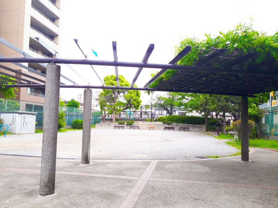 大田区 東糀谷一丁目呑川公園