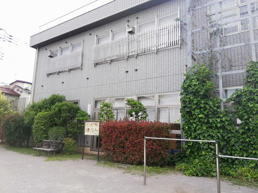 大田区 西三うぐいす児童公園