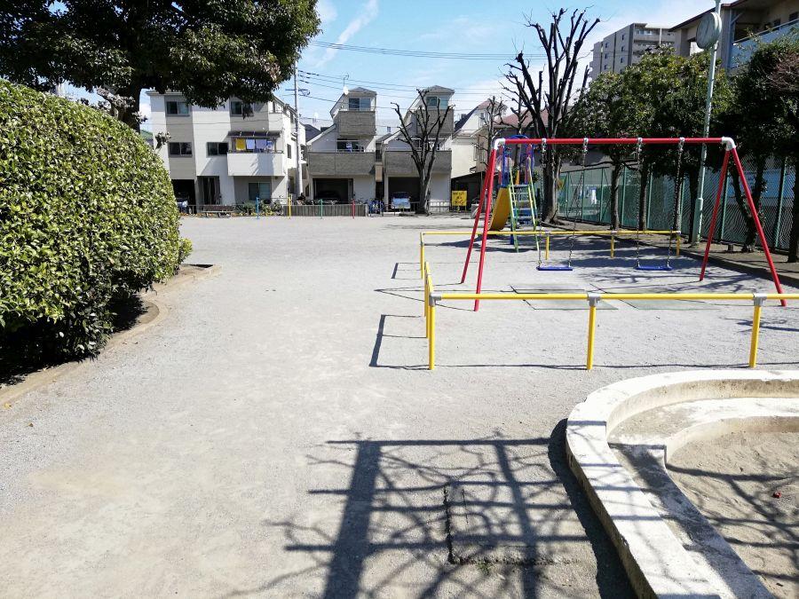本羽田本町公園