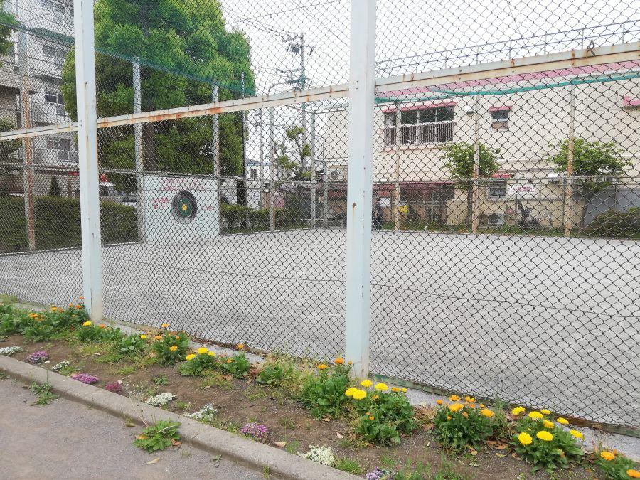 大田区 西糀谷さざんか公園