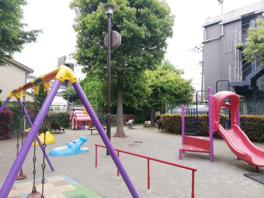 西糀谷一丁目児童公園