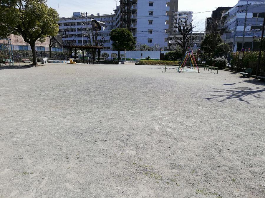 本羽田一丁目公園