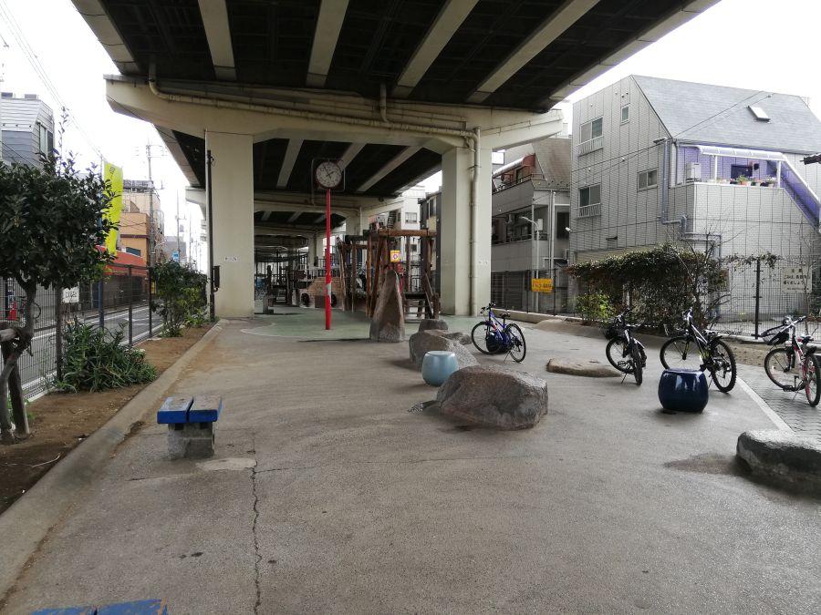 大田区 羽田西前公園