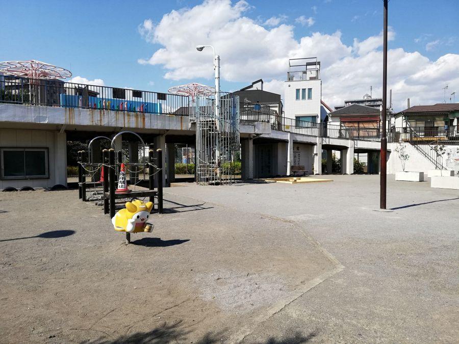 本羽田第三公園