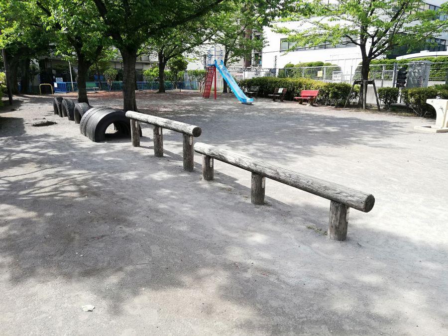 羽田一丁目児童公園 遊具