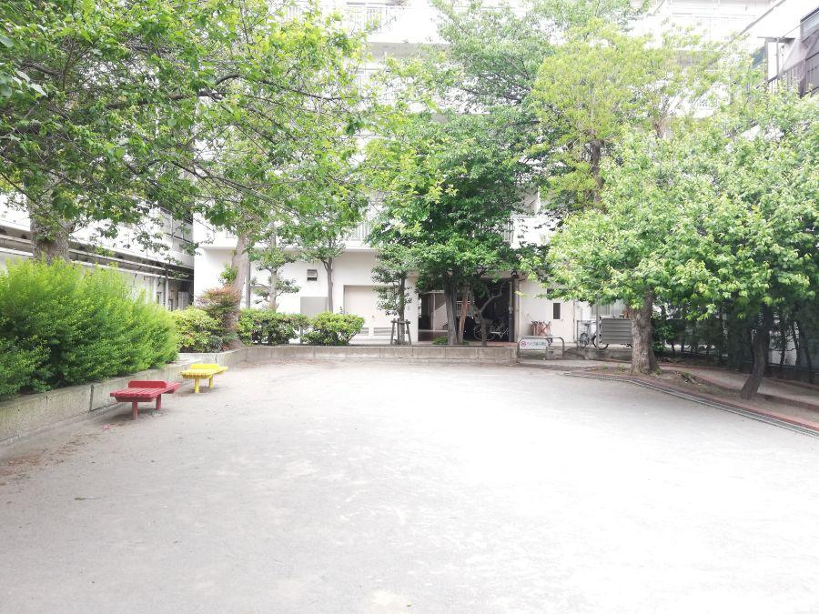 大森南稲荷前児童公園