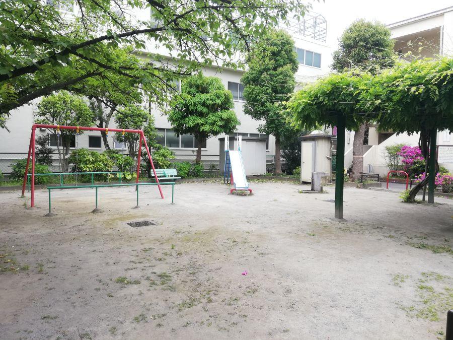 大森南五丁目児童公園