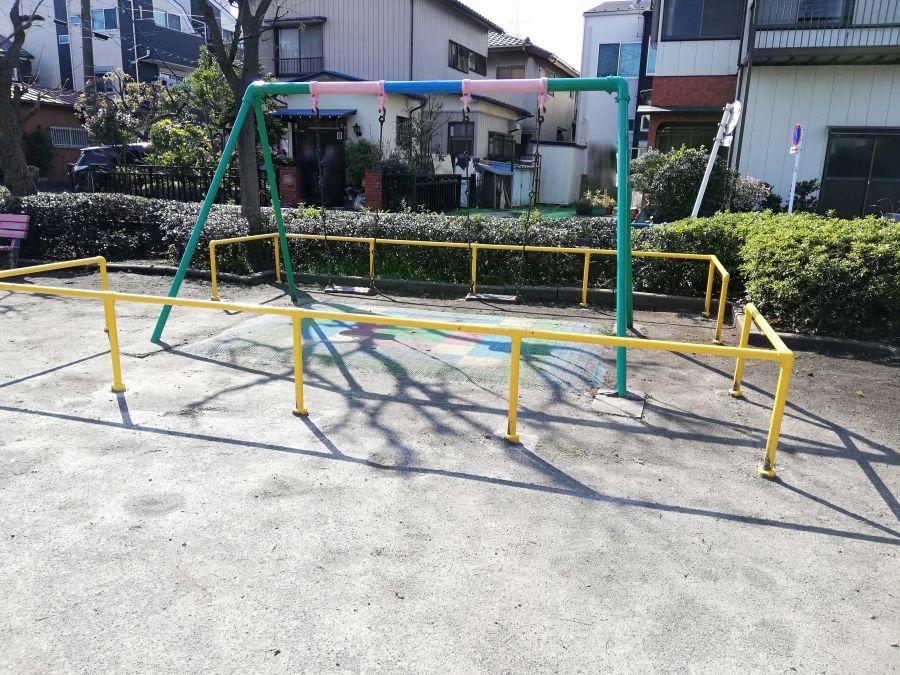 大田区 大師橋児童公園