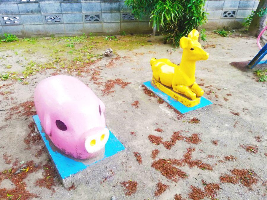 西糀谷 浜竹児童遊園