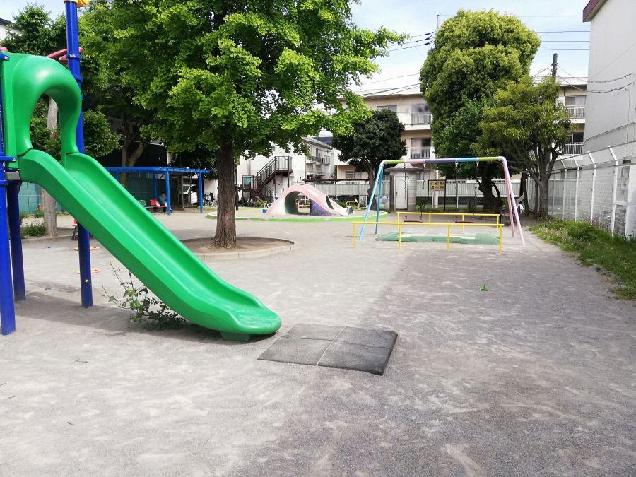 西糀谷 竹の子児童公園