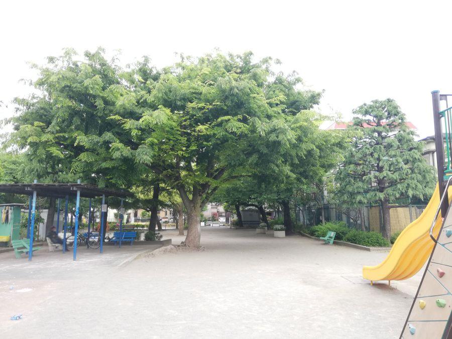 西糀谷 南蒲公園