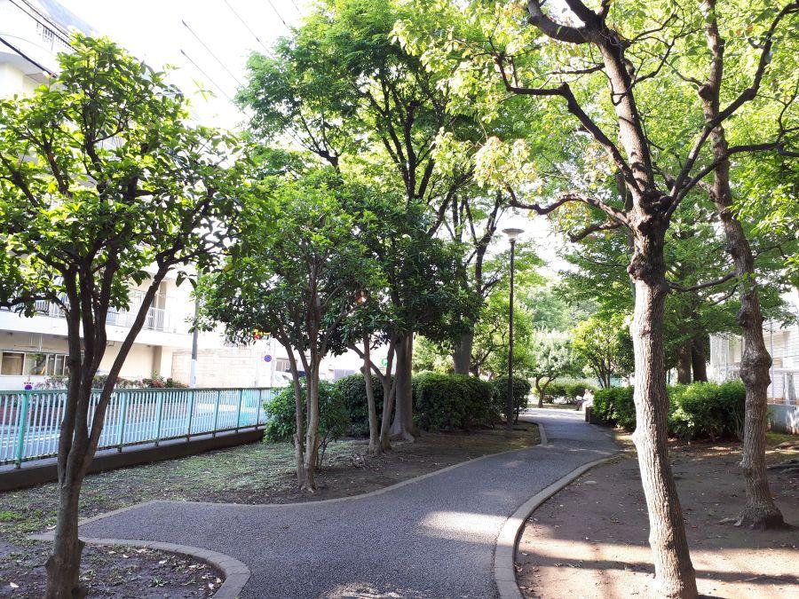 大田区 矢口二丁目小公園