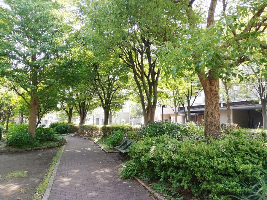 大田区 くすのき公園