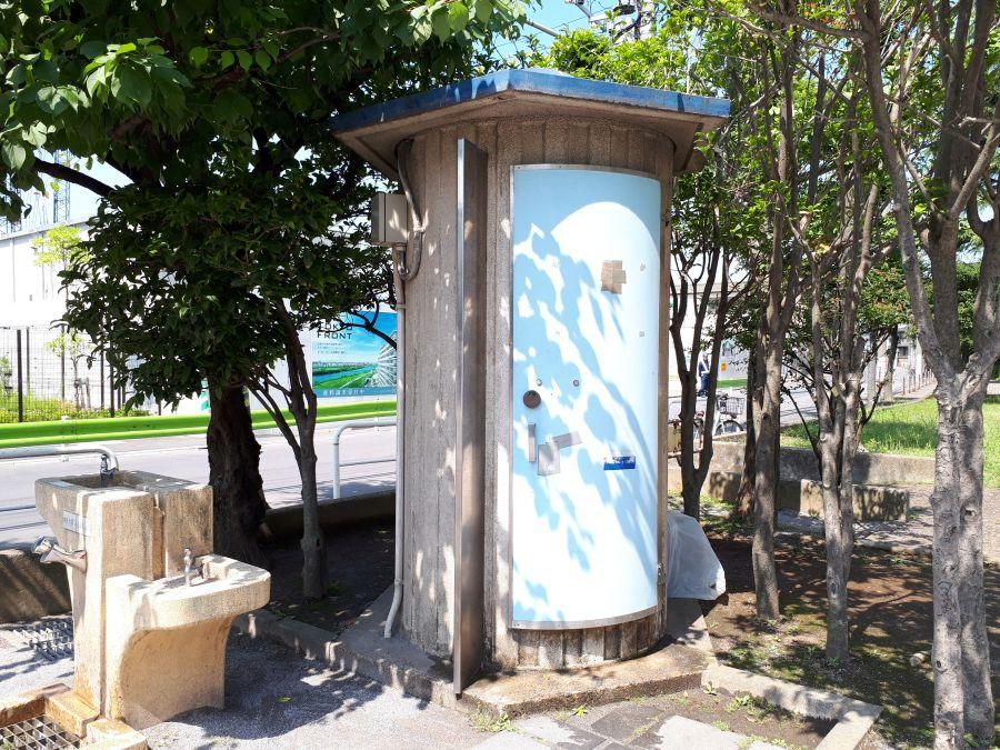 大田区 古市中央児童公園