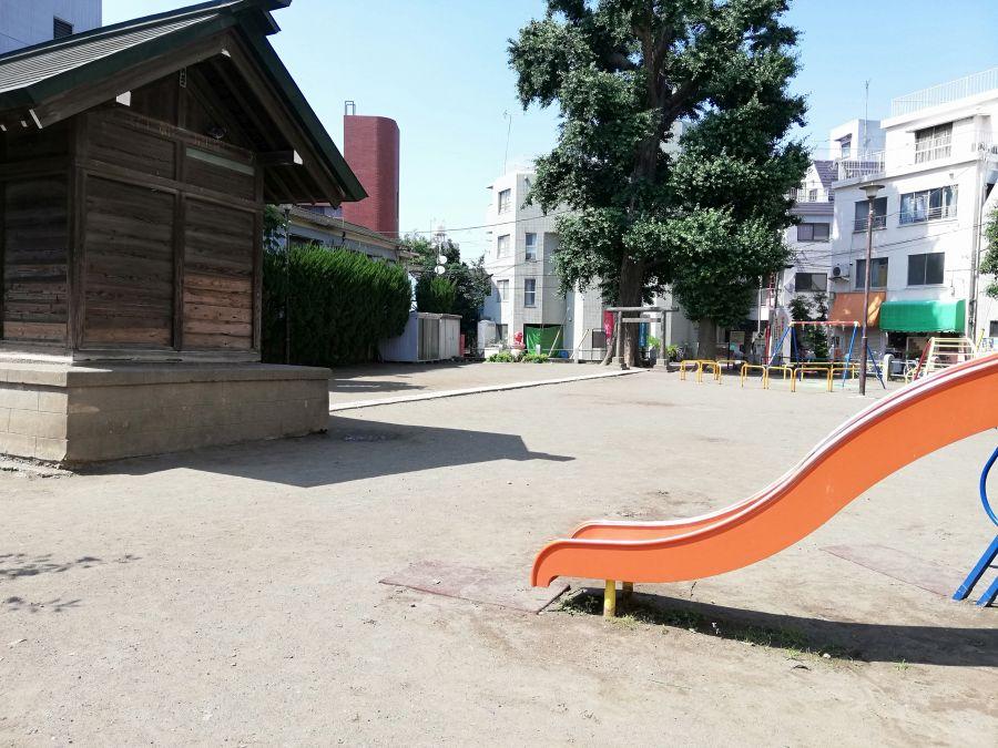 下丸子児童遊園