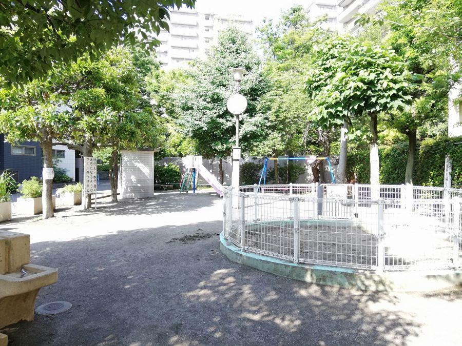 大田区 鵜の木 あおぞら児童公園