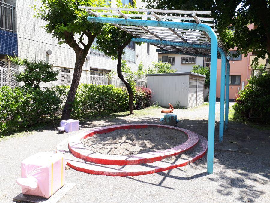 大田区 千鳥第二児童公園