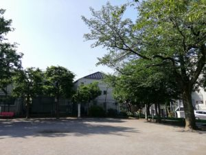 大田区 鵜の木三丁目中央児童公園